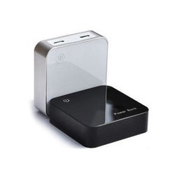 batterie externe 6600mah blanc affichage digital samsung galaxy S7, S§ Galaxy Note