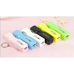Batterie Secours iPhone 5S 2600mAh Porte Clés
