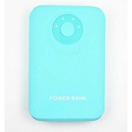 Power Bank Soft touch 7800mAh Flashy éclairage LED