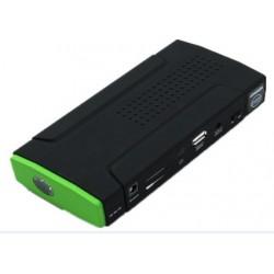 Batterie externe 14000mah + Démarrage voiture +Gonfleur