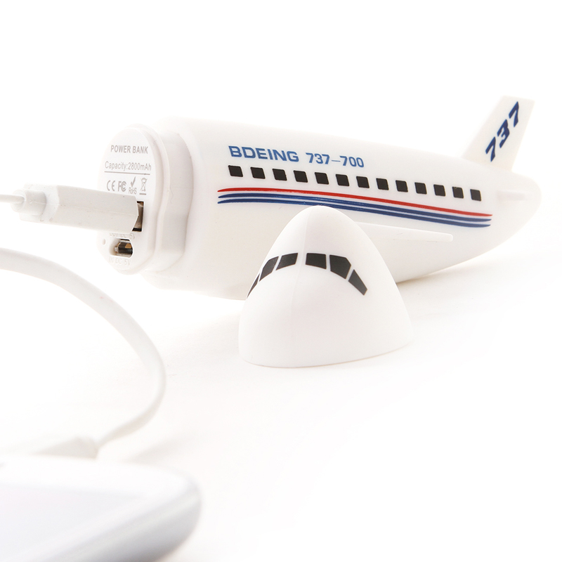 creative-portable-mini-plane-mobile-power-bank-charger-in-plane-shape-of-power-bank-with-2800mAh