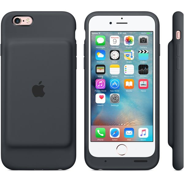 coque iphone 7 plus rechargeable apple