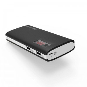 Reduction amazon EPOW® D566II-power bank-13000mah-chargeur USB-elegant-affichage led