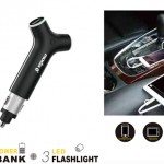 batterie externe pour voiture allume cigare USB 5V