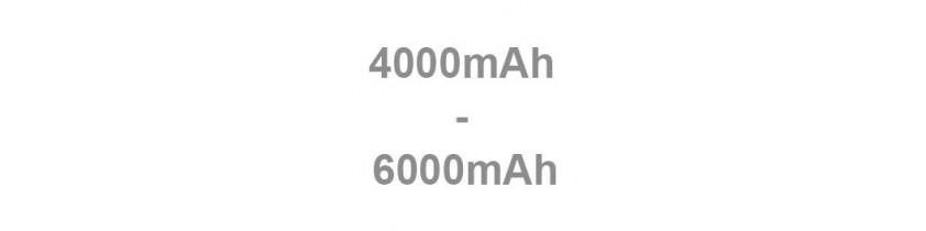 Batterie externe universelle 4000mAh - 6000mAh