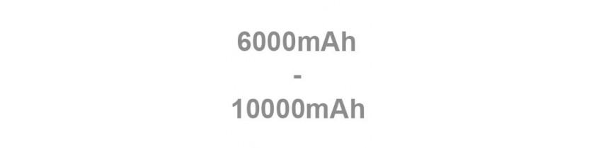 Batterie externe universelle 6000mAh - 10000mAh