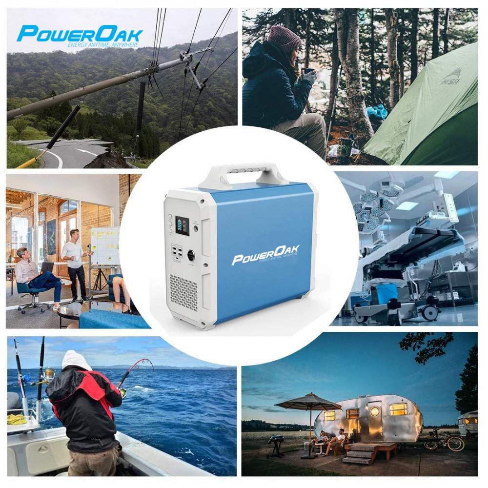 batterie externe 220V PS8 POWEROAK