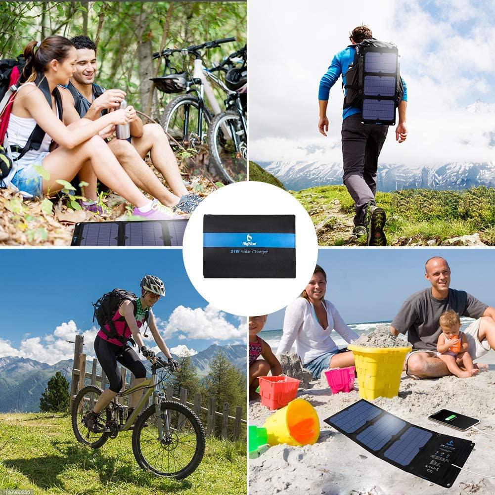 Panneau solaire pliable 21W outdoor