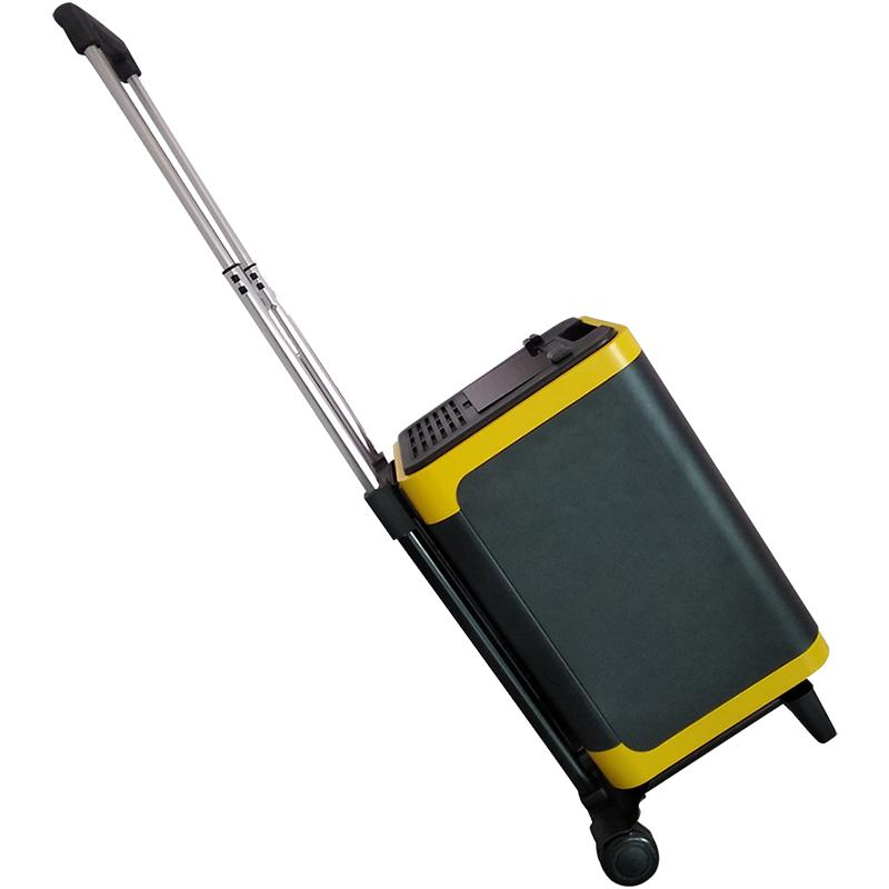 RDG P2000 batterie externe 220V solaire van bricolage jardinage camping-car