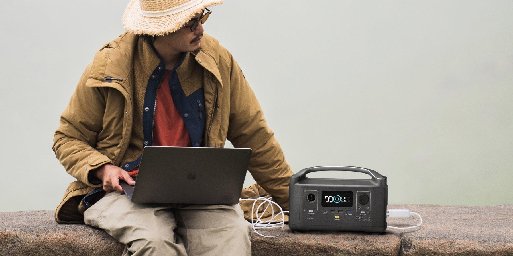 Batterie externe EcoFlow River 600