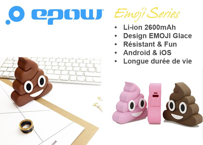 epow emoji series glace