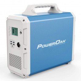 batterie de secours 220V solaire poweroak PS8