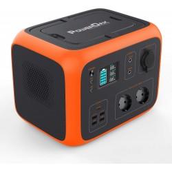 PowerOak PS6 Home Power 500Wh Générateur Solaire
