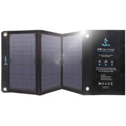 Panneau solaire pliable-21watts-alimentation-telephone-tablette-ipad-samsung galaxy-tab-EPOW®