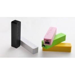 Chargeur batterie universel - 2600mAh Porte Clés