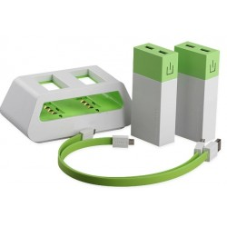 Double batterie 10000mAh Universelle