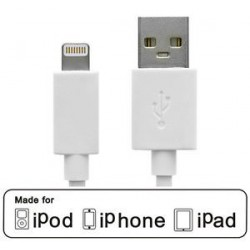 cable iPhone 5, iPhone 6, iPad certifié MFI