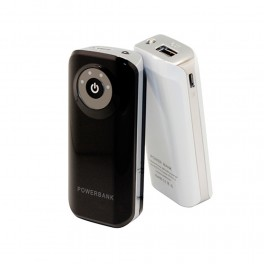 Batterie de secours 5200mAh Lampe LED iPhone 6s-iPhone 6-iPhone 6s