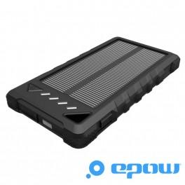 batterie solaire 8000mah fine plate ultra slim