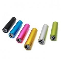 Batterie Universelle - 2600mAh Ronde