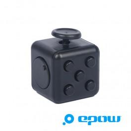 fidget cube anti stress noir pas cher - epow