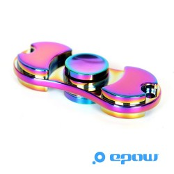 Double Spinner Metal Fidget EPOW®