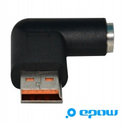 chargeur type USB Lenovo pour batterie externe ordinateur EPOW