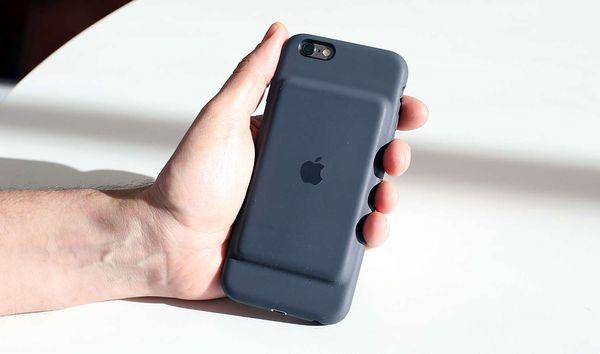 Apple smart case batterie externe iphone 6