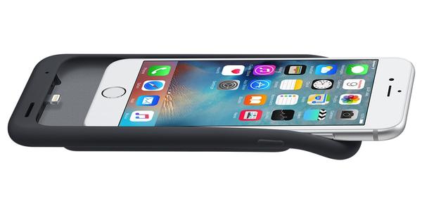 batterie coque apple smart case iphone 6 souple
