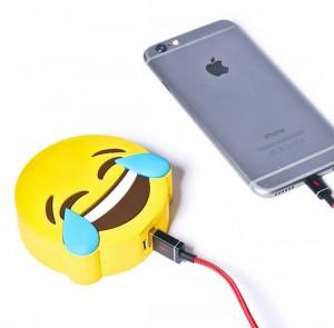 batterie de secours smiley lol iphone 6 iphone 7