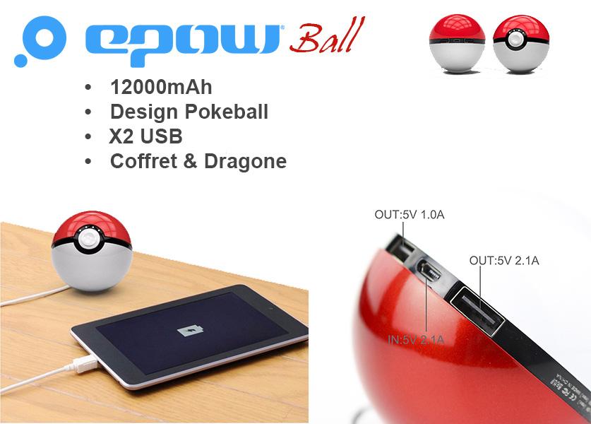 epow pokeball-12000